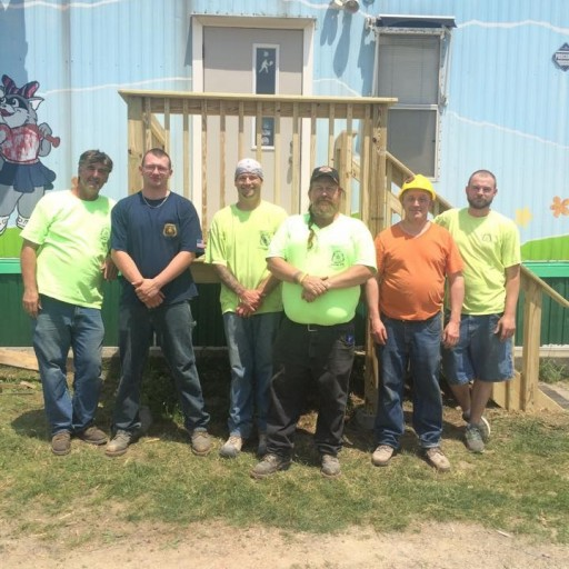 LOCAL 279 Union Carpenters Pitch in to Help Pitch4Kids