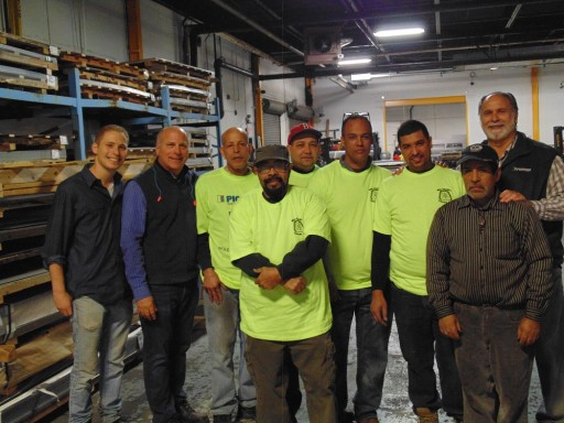 A Perfect Score: Manufacturing Plant Completes Accident-Free Year