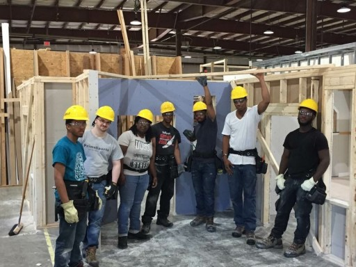 Disadvantaged Youth Find Career and Fulfillment in Carpentry Trade