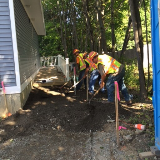 Local Carpenters Union 291 Helps Put Finishing Touches on Jack's Place